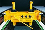 12 ton Hydraulic or Air Hydraulic J/Beam