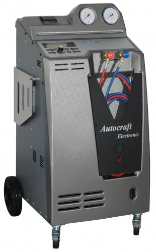With automatic Nitrogen OFN leak test.