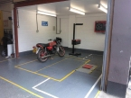 Also Motorcycle Testing at Colville MOT Centre